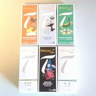 ネスレスペシャルT 6個セット(茶)