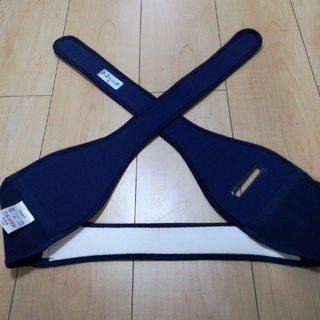 a様専用 美品☆トコちゃんベルト 2 M 紺色(マタニティウェア)