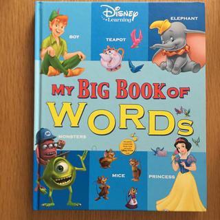 ☆訳あり☆最新版☆MY BIG BOOK OF WORDS (洋書)