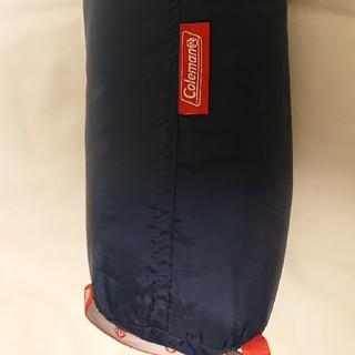 コールマン(Coleman)の新品!洗濯機で洗える封筒型スリーピングバック(寝袋/寝具)