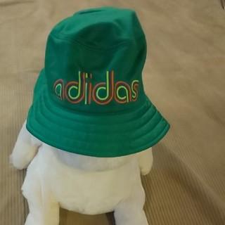 アディダス(adidas)の気まぐれお値下げ☆アディダスハット(ハット)