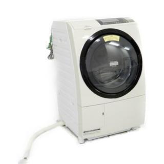 ヒタチ(日立)のドラム式洗濯機 日立 BD-S8700L 2015年製(洗濯機)