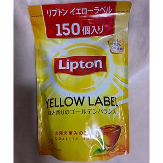 コストコ(コストコ)のリプトン紅茶 YELLOW LABEL 150パック(茶)