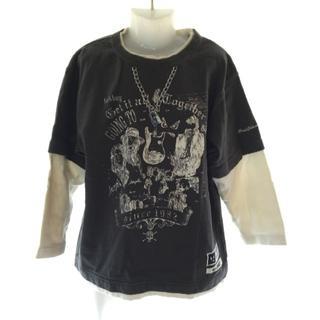 バッドボーイ(BADBOY)のTシャツ 長袖 バッドボーイ 130cm KB-K1184(Tシャツ/カットソー)