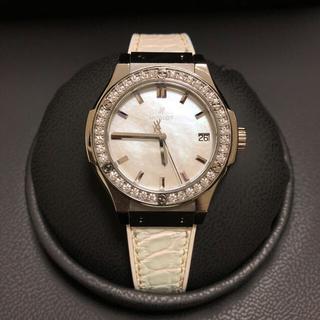ウブロ(HUBLOT)の《詳細確認用》HUBLOT レディース時計(腕時計)
