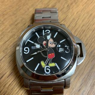 オーバーザストライプス(OVER THE STRIPES)のオーバーザストライプス 腕時計 ミッキー(腕時計(アナログ))