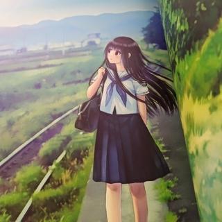 和遥キナ  イラスト集    並行少女世界 6(一般)