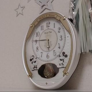 ディズニー(Disney)のミッキー 掛け時計 ディズニー(掛時計/柱時計)