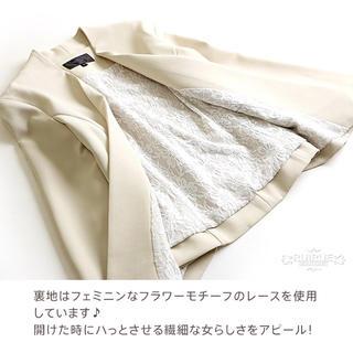 アイボリー ジャケット(その他)