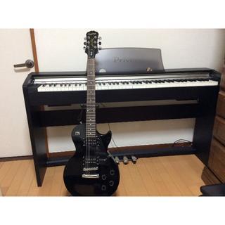 カシオ(CASIO)の☆お引取り限定☆3点セット 電子ピアノ&エレキギター&アンプ (電子ピアノ)