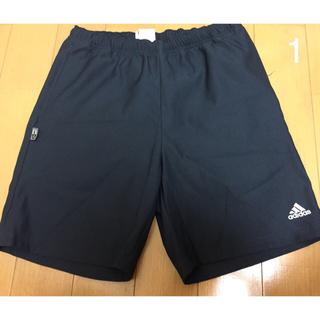 アディダス(adidas)のアディダス ハーフパンツ adidas CLIMALITE パンツ ブラック M(ショートパンツ)