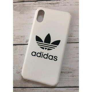 アディダス(adidas)の[新品未使用] アディダス iphoneケース x/xs用★(iPhoneケース)