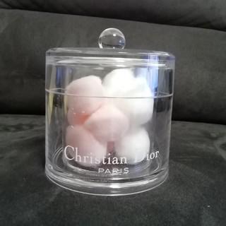 クリスチャンディオール(Christian Dior)の【Rinzuさま専用】ディオール コットンケース(その他)