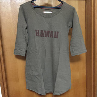 シェル(Cher)のholiday 7分袖Tシャツ(Tシャツ(長袖/七分))