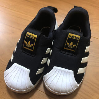 アディダス(adidas)のアディダス スリッポン 13cm(スリッポン)