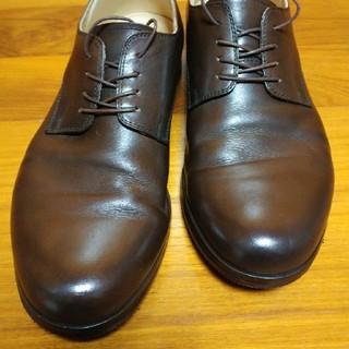 パドローネ(PADRONE)のパドローネ プレーントゥ本革靴 43(ドレス/ビジネス)