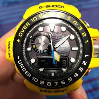 ジーショック(G-SHOCK)のG-SHOCK ガルフマスター (腕時計(デジタル))