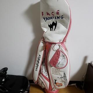 エーエスマンハッタナーズ(A.S.Manhattaner's)のA.S.Manhattaner's キャディーバッグ ゴルフ バッグ(バッグ)