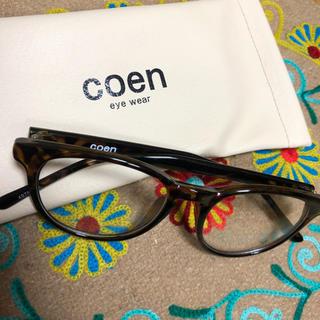 コーエン(coen)のメガネ(サングラス/メガネ)