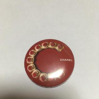 シャネル(CHANEL)の新品未使用・シャネル缶バッジ(バッジ/ピンバッジ)