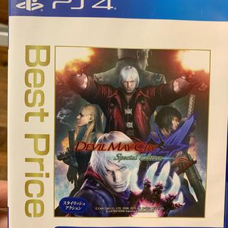 プレイステーション4(PlayStation4)のデビル メイ クライ 4 PS4 (家庭用ゲームソフト)