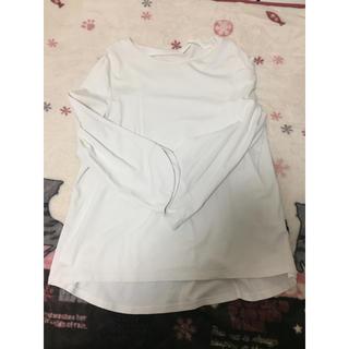 ジーユー(GU)のトップス カットソー ★(Tシャツ(長袖/七分))