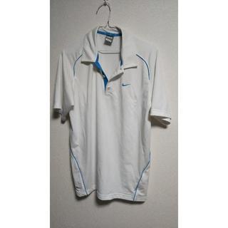 ナイキ(NIKE)のナイキ テニスシャツ サイズL(ウェア)