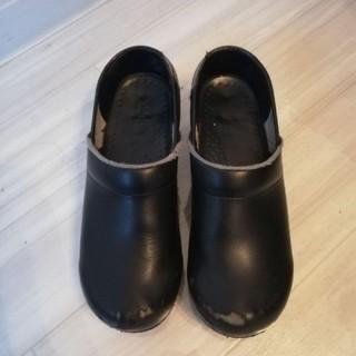 ダンスコ(dansko)のマットアッシュ様専用 Sanita サボ靴(ローファー/革靴)