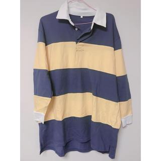 スピンズ(SPINNS)のSPINNS ラガーシャツ(ポロシャツ)