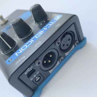VoiceTone C1 / TC HELICON(エフェクター)