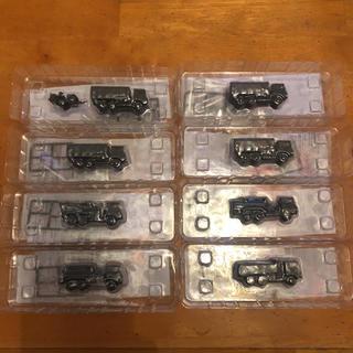 アオシマ(AOSHIMA)の絶版 レア シークレット 1/144 自衛隊名鑑 第1弾 73式大型トラック編(模型/プラモデル)