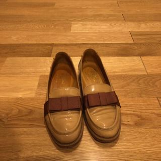 ディエゴベリーニ(DIEGO BELLINI)のディエゴベリーニ リボンローファー(ローファー/革靴)