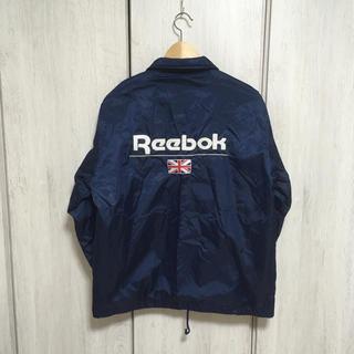 リーボック(Reebok)のReebok コーチジャケット(ジャケット/上着)