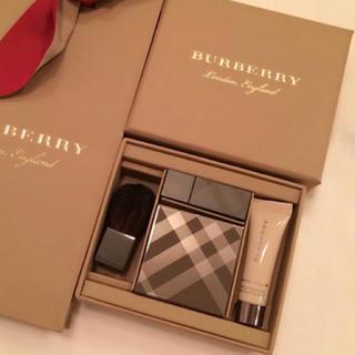 バーバリー(BURBERRY)のBurberry バーバリー 限定ミニコスメセット ビューティーボックス リップ(コフレ/メイクアップセット)