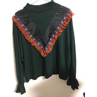 ザラ(ZARA)のZARA ロンT ブラウス(Tシャツ(長袖/七分))