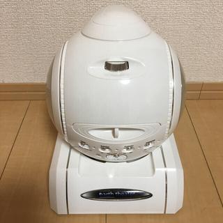 セガ(SEGA)の美品 セガ トイズ ホームスター アースシアター (ホワイト)プラネタリウム(プロジェクター)