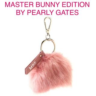 パーリーゲイツ(PEARLY GATES)の★新品★ ☆PEARLY GATES☆ ファーボールホルダー ピンク(その他)