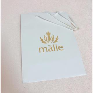 マリエオーガニクス(Malie Organics)のmalie organics ショップ袋 (ショップ袋)