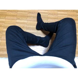 ザラ(ZARA)のZARA ジョガーパンツ スウェットパンツ スキニーパンツ 黒スキニー(その他)