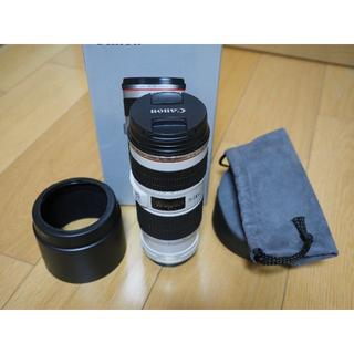 Canon - EF70-200mm F4L IS USM(保護フィルター付)