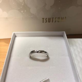 ジュエリーツツミ(JEWELRY TSUTSUMI)のTSUTSUMI メンズ16号 リング(リング(指輪))