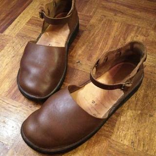 アウロラ(AURORA)のみぃさま専用!オーロラシューズ✨ ニューチャイニーズ 25cm(ローファー/革靴)