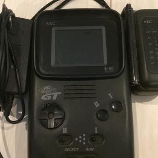 エヌイーシー(NEC)のtomoura様専用。値引き可能!PCエンジンGT  ジャンク品(家庭用ゲーム機本体)