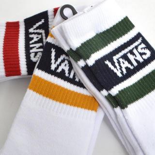 ヴァンズ(VANS)のVANS ヴァンズ バンズ ソックス College Basic Socks S(ソックス)
