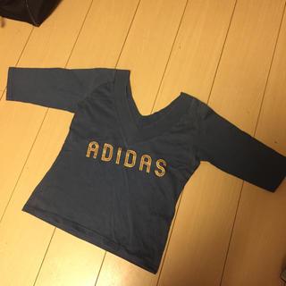 アディダス(adidas)のアディダス/七分袖Tシャツ(Tシャツ(長袖/七分))