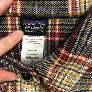 パタゴニア(patagonia)のパタゴニア ネルシャツ ななさん(シャツ/ブラウス(長袖/七分))