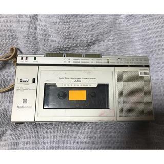 パナソニック(Panasonic)のナショナル・レトロラジカセ!モデル・RX-2000!(ラジオ)