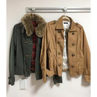シマムラ(しまむら)のジャケット まとめ売り(スプリングコート)