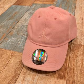 ナイキ(NIKE)のナイキ NIKE ジョーダン アメリカ限定色 キャップ ピンク(キャップ)