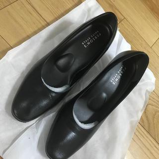 パーソンズ(PERSON'S)のパーソンズ スーツスタイル ブラック(ハイヒール/パンプス)